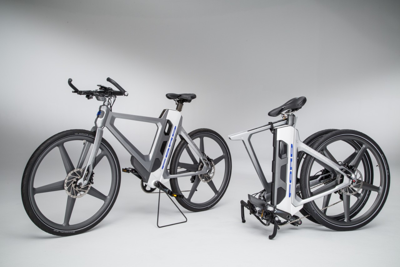 Ford Mode Flex E Bike Is The Answer To Congesting Mega Cities