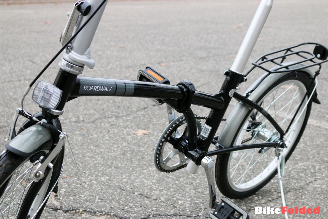 Dahon Boardwalk Folding Bike Review The Cheapest Dahon Bicycle Ever
