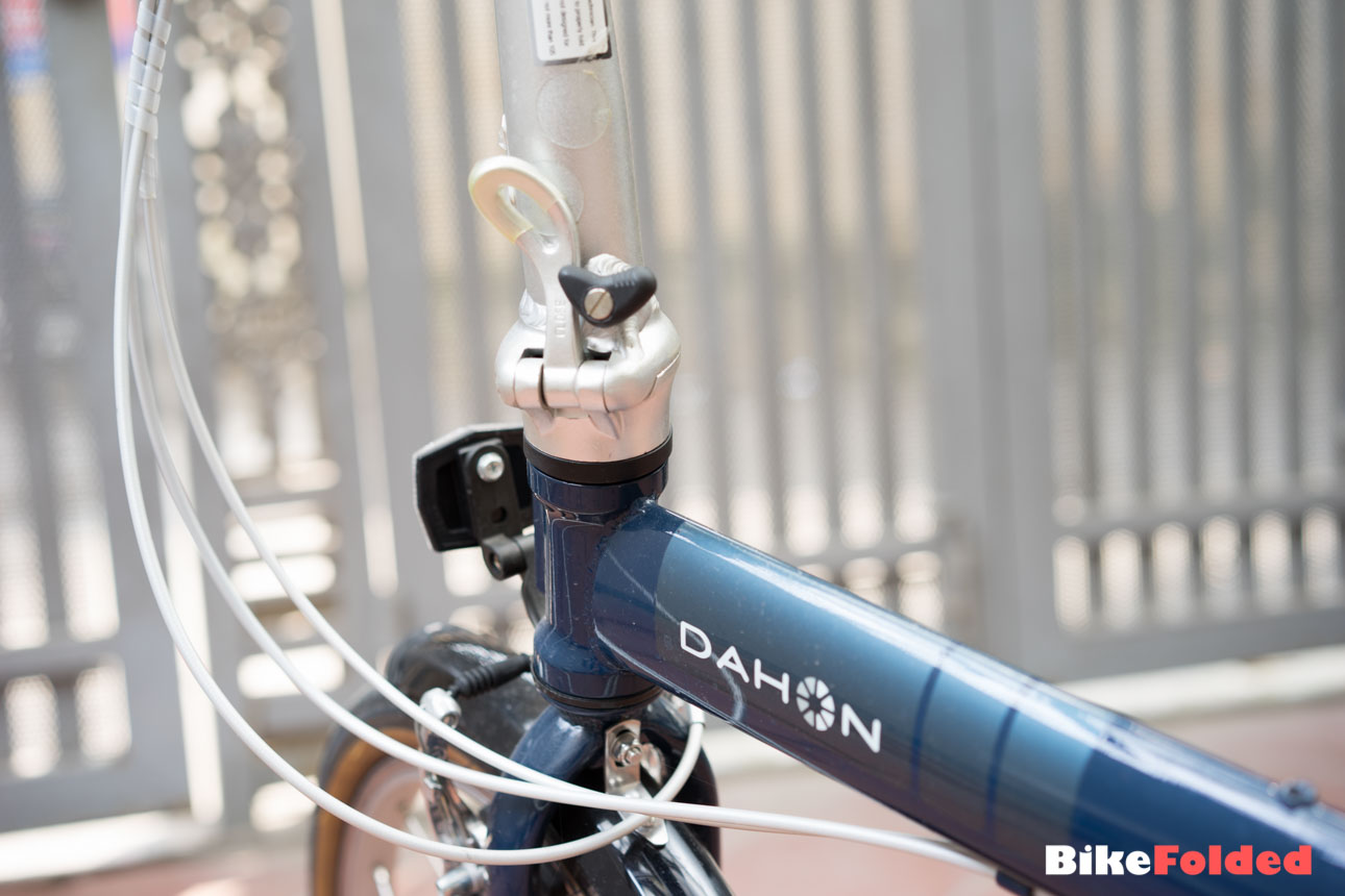 Dahon Speed D7 Folding Bike Review Sporty Design And