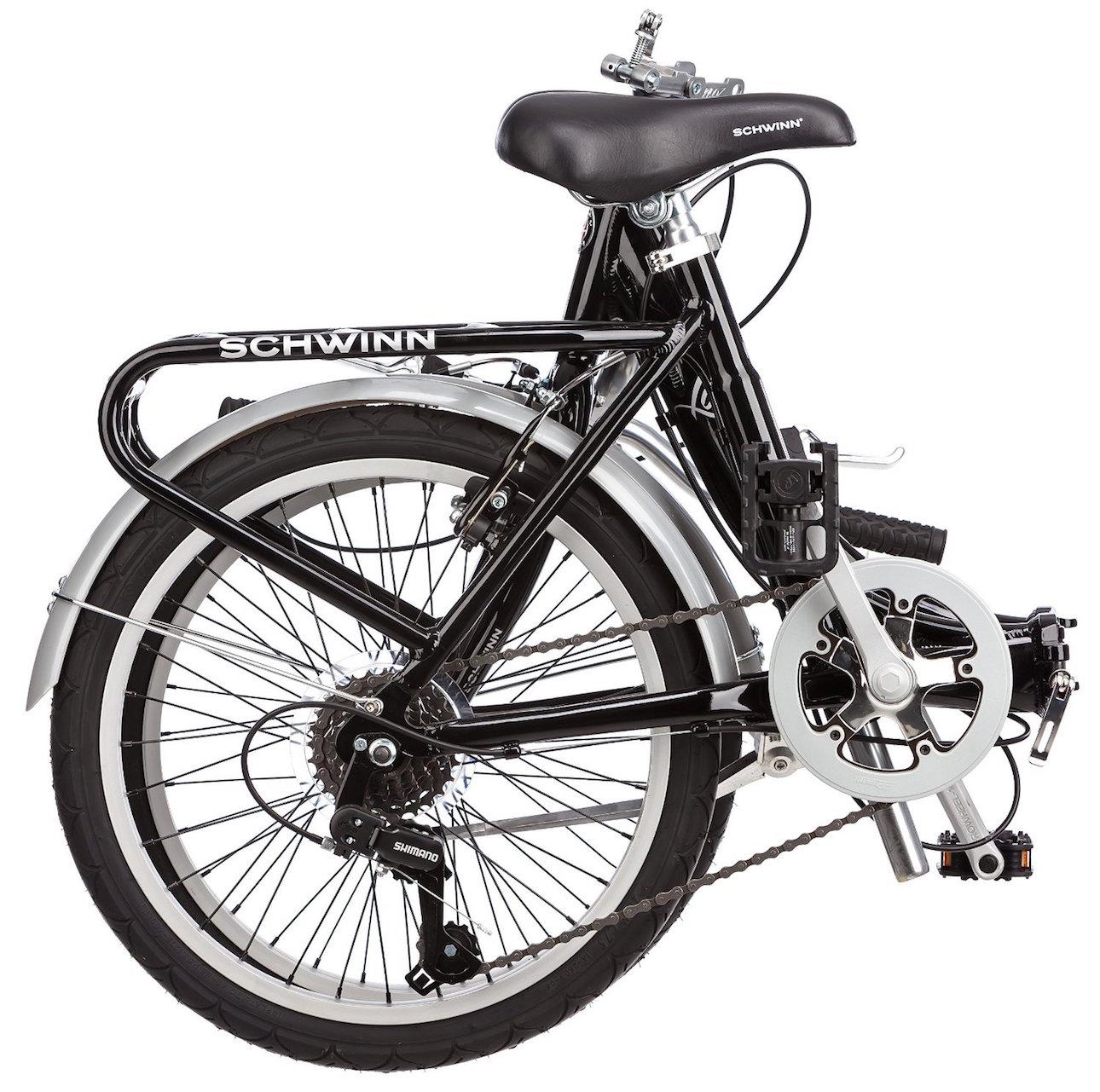 Schwinn Loop Folding Bike Review Cheap Secure And Easy