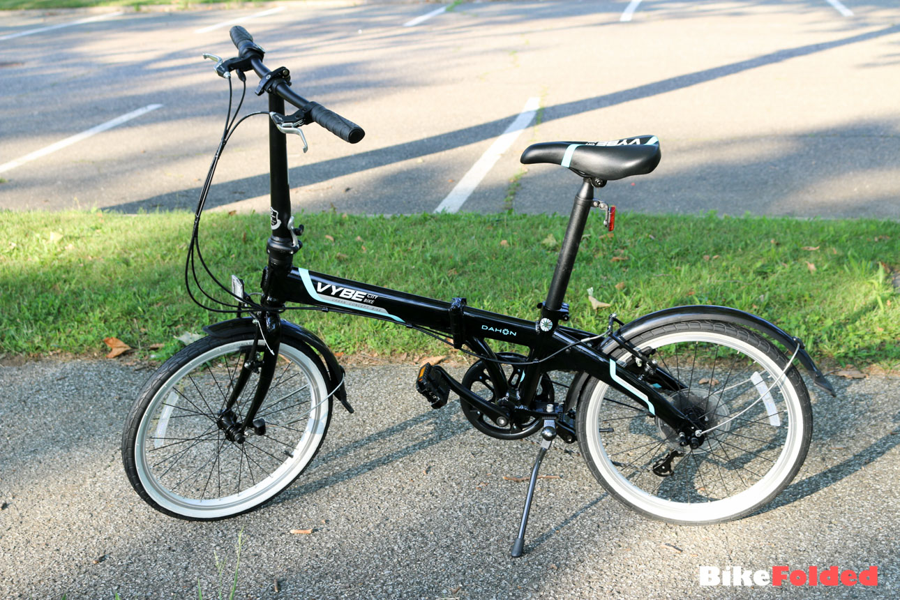 Dahon Vybe C7a Folding Bike Review The Cheapest Multi