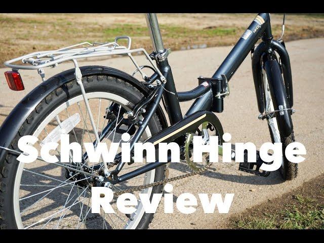 Schwinn Hinge Folding Bike Review Should You Buy The Super Cheap