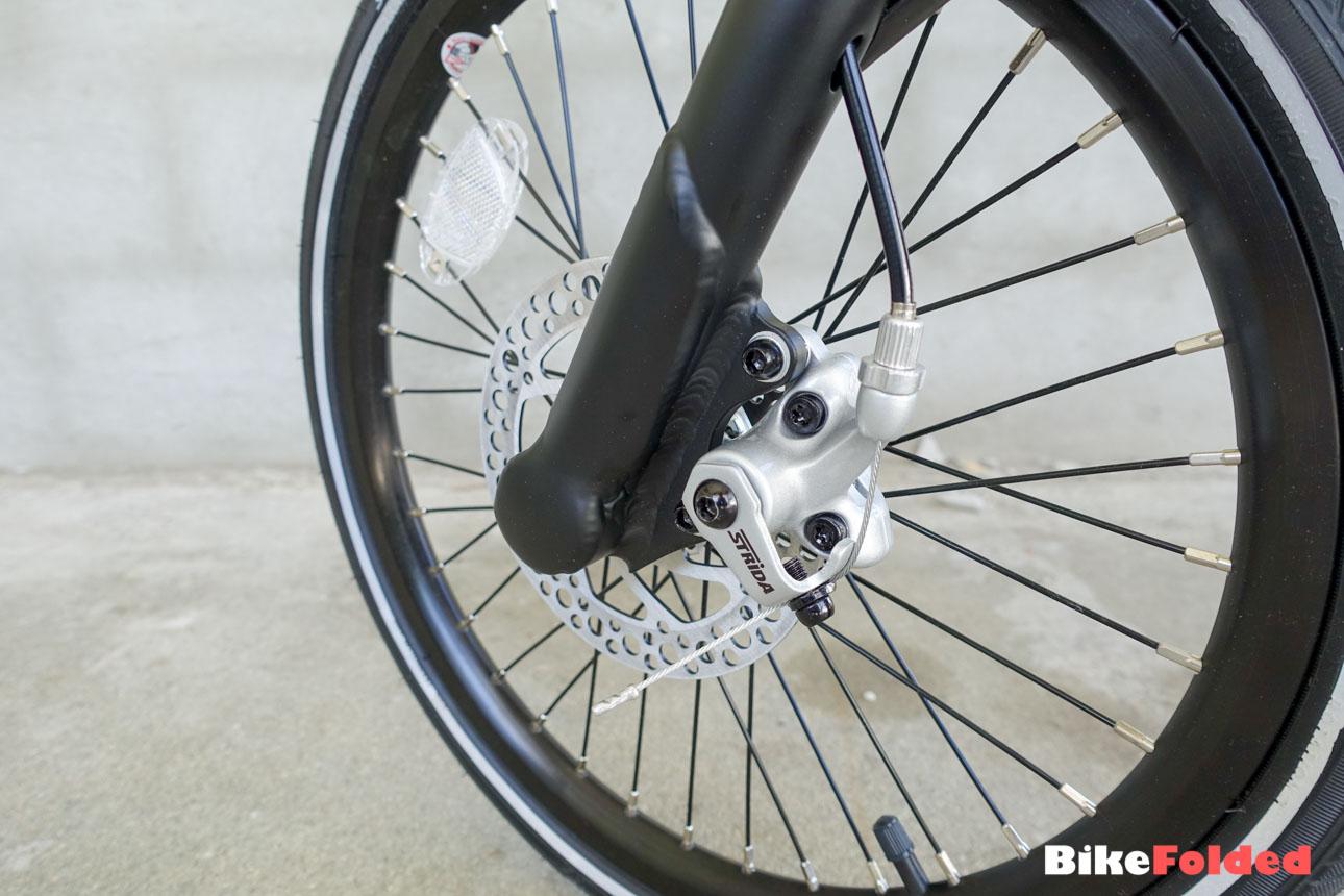 Strida Sx Folding Bike Review Unique Design And Features