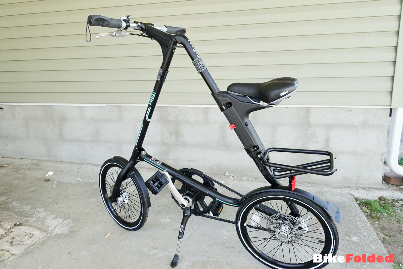 Strida folding bike: overview, features and reviews 5