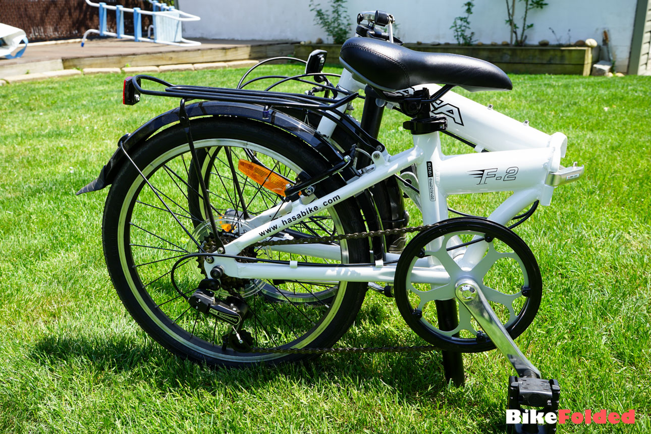 Hasa Folding Foldable Bike Sram 6 Speed Review Why You
