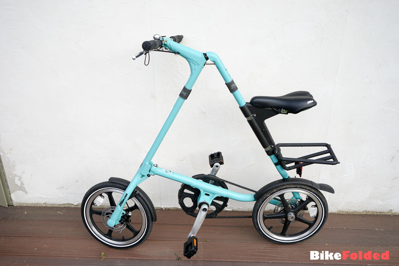 Strida Lt Folding Bike Review The Cheapest Strida Bike
