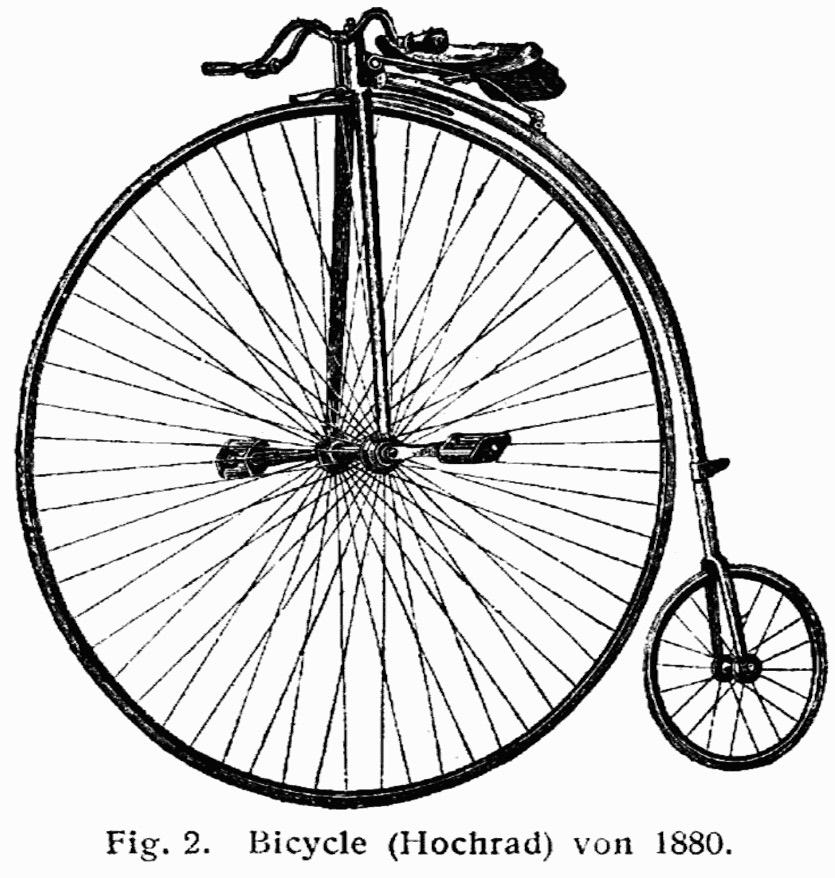 Folding Bike History in 10 Pictures