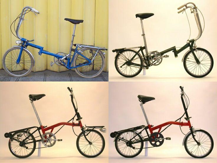 early-brompton-bikes