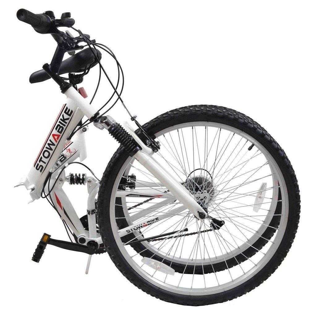 Stowabike 26 Quot Mtb V2 Folding Mountain Bike Review