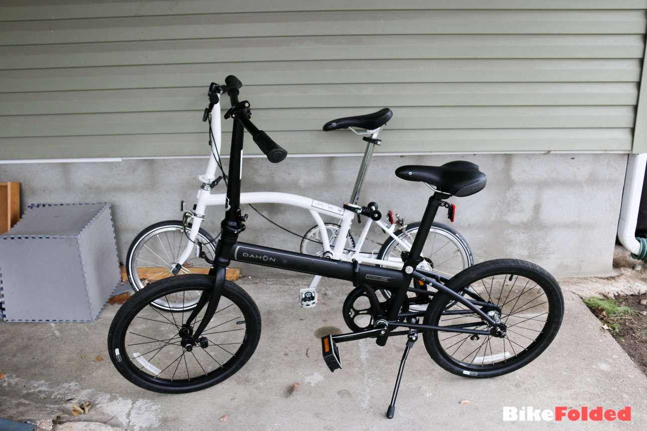 1b32ade6533 Dahon vs Brompton - Which is the Best Folding Bike Manufacturer?