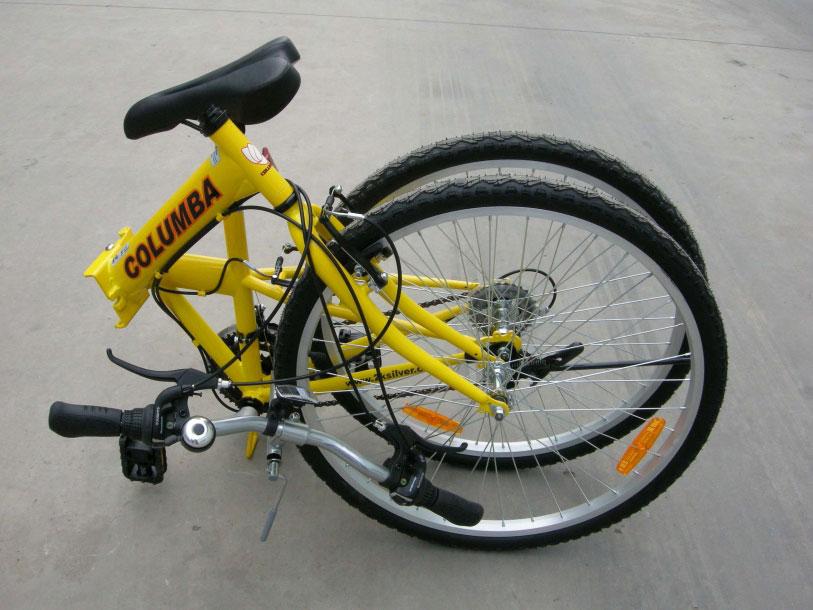 Columba Sp26s 18 Speed Full Size Folding Bike Review