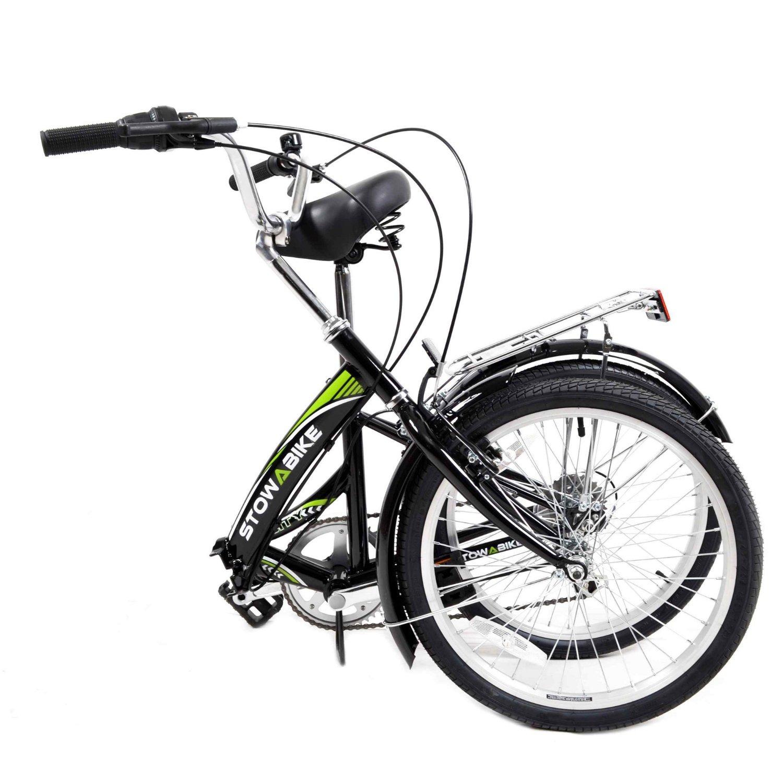 Stowabike 20 Quot Folding City V2 Compact Foldable Bike Review