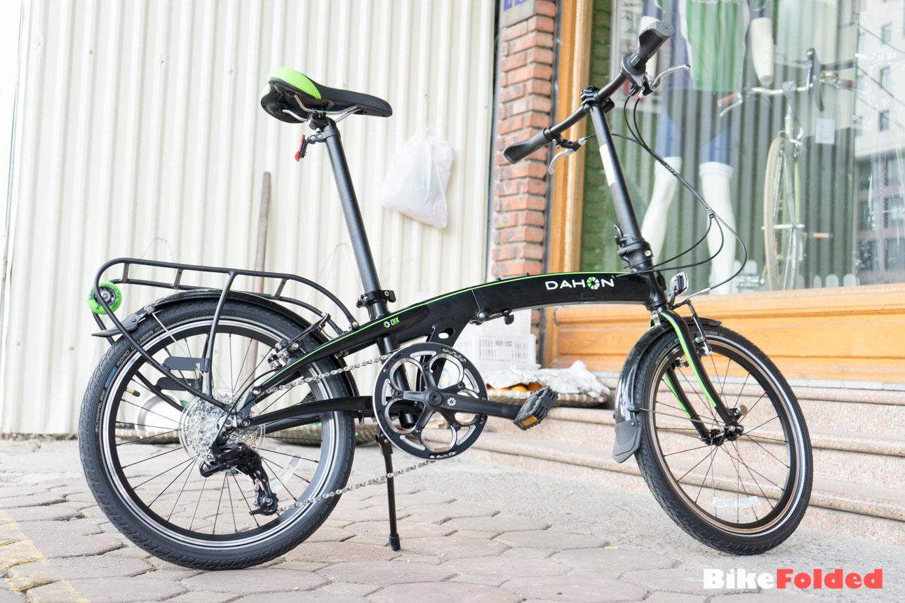 Dahon Qix D8 Folding Bike Review The Best Commuter Bike