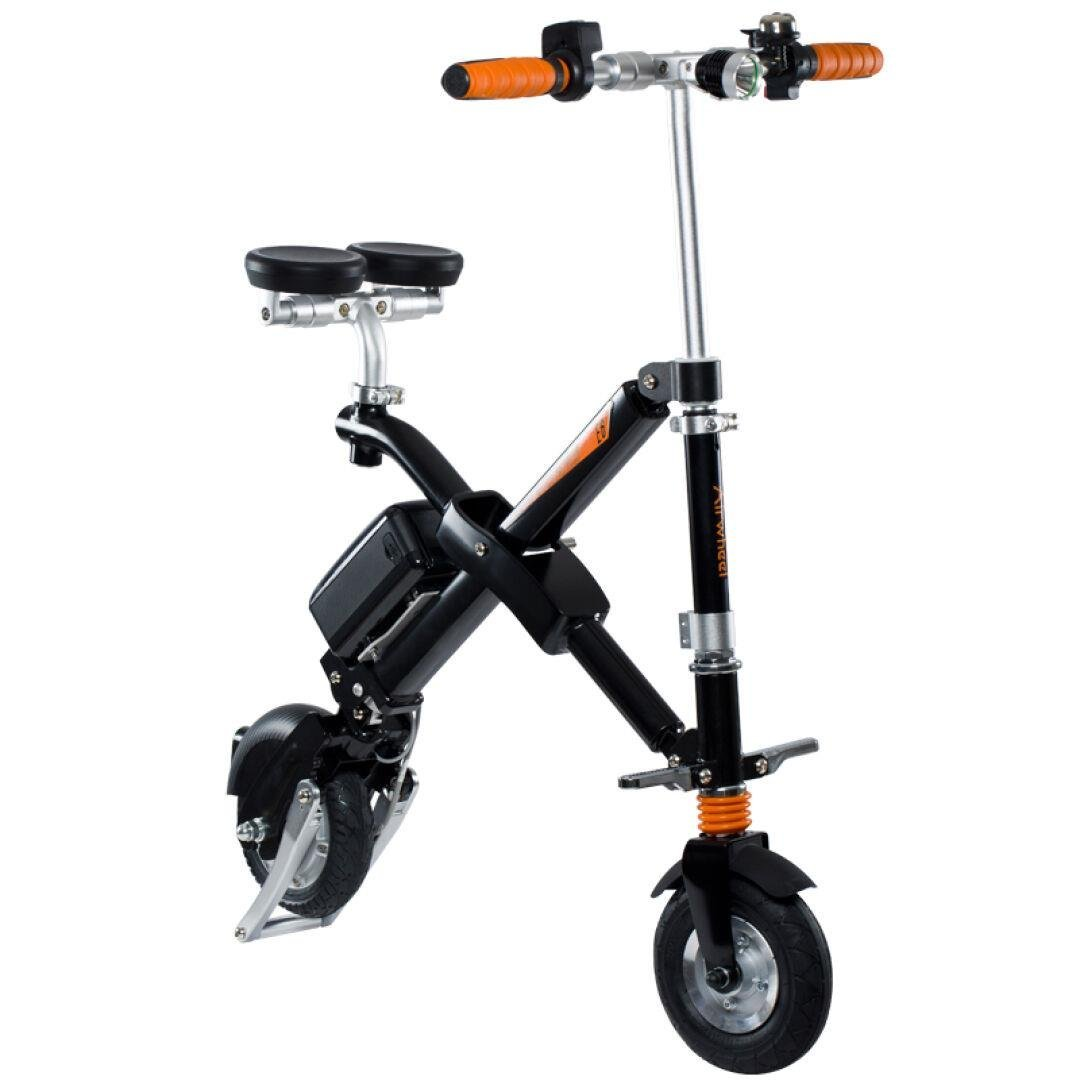 5fad2647612 Airwheel E6 Smart Folding Electric Bike Available in the US Now