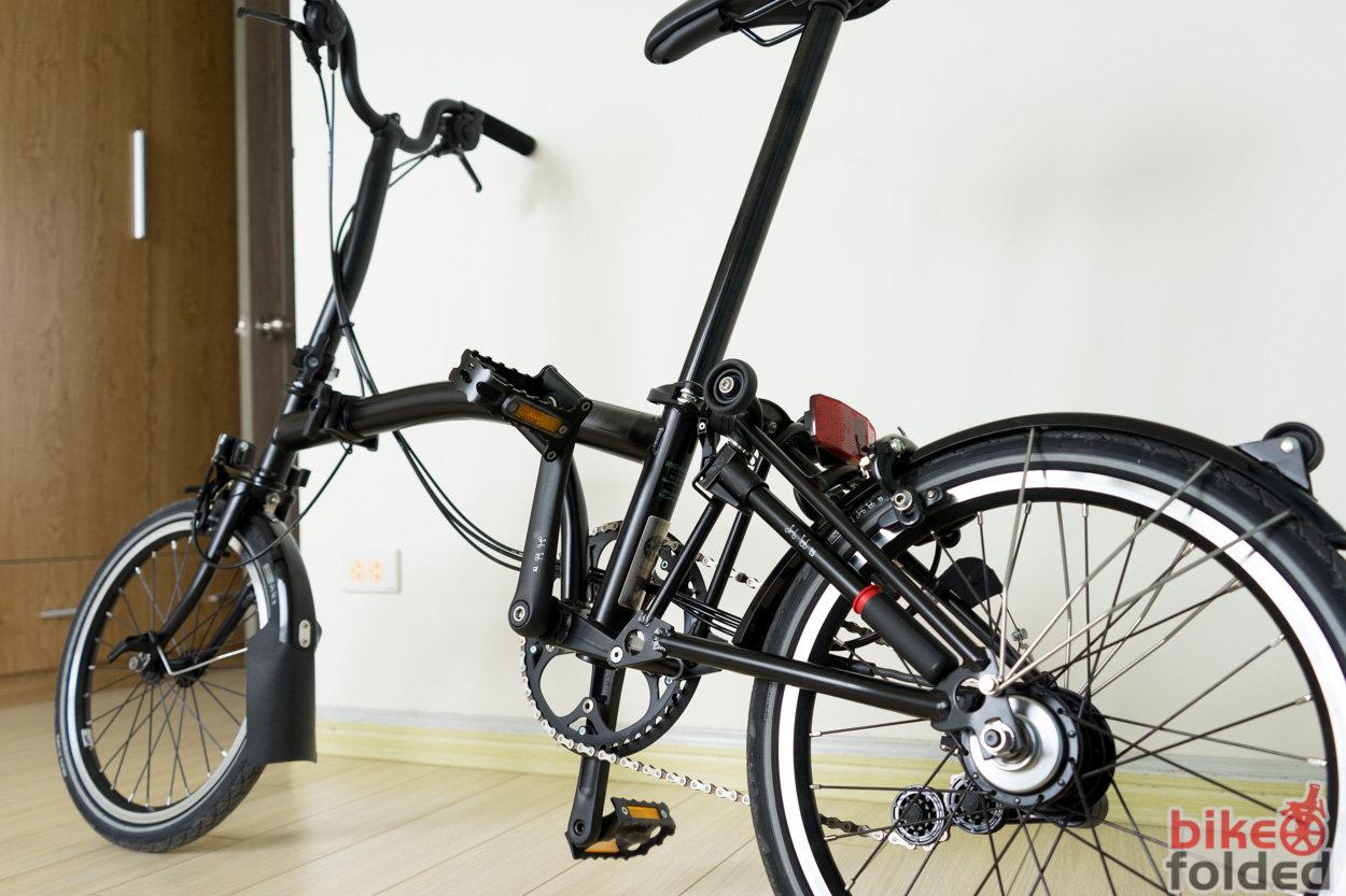 eae4582c2 Brompton M6L Black Edition Folding Bike Review - The Ultimate ...