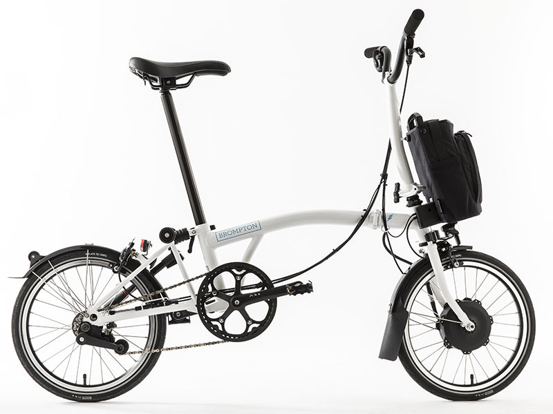 Brompton Electric Folding Bike Specifications Prices