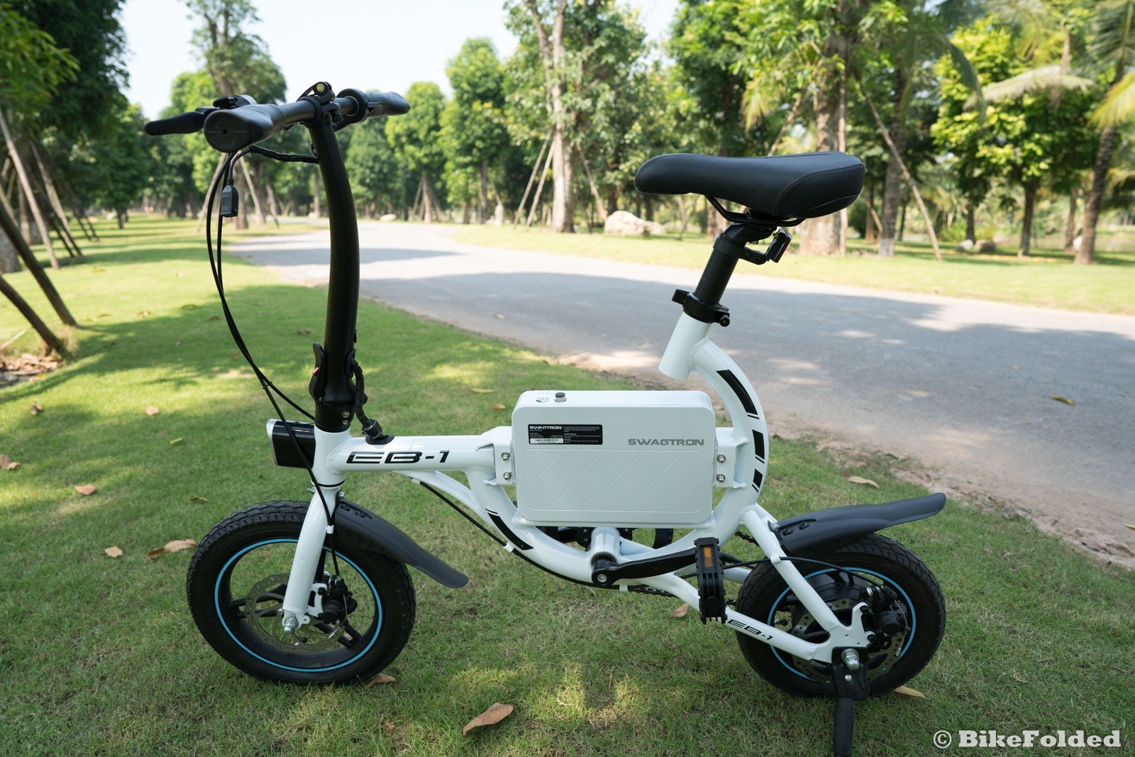 Swagtron Swagcycle Eb 1 Folding Electric Bike Review