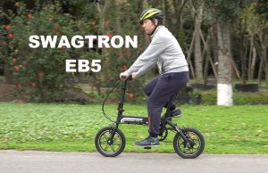 Swagtron Swagcycle Eb 5 Pro Folding Electric Bike Review